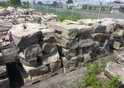 Crated Armour Stone