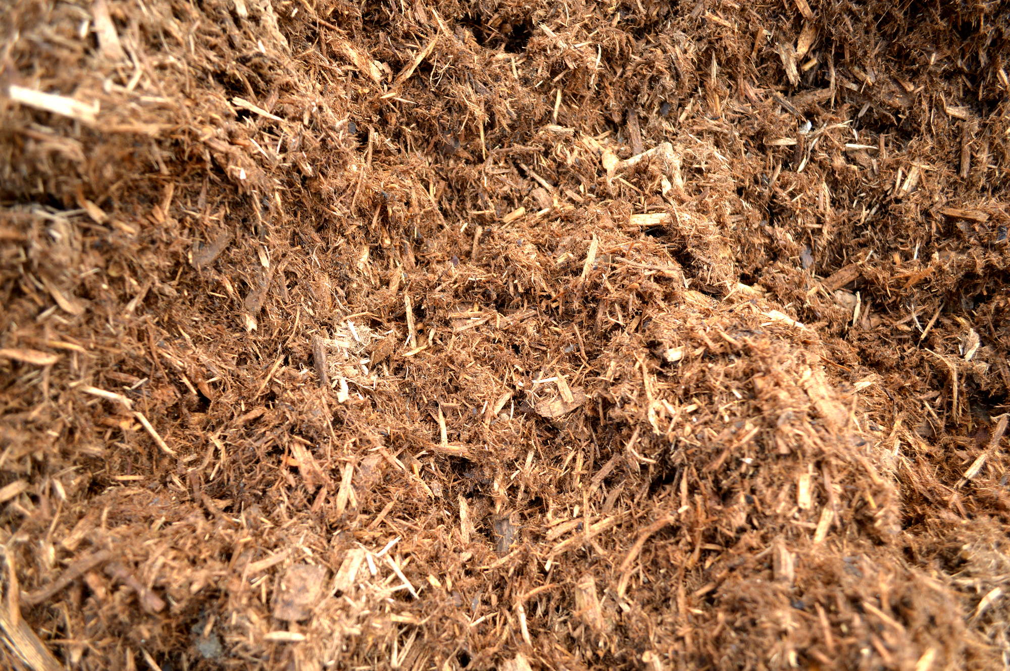 Shredded Pine Mulch - Growbark