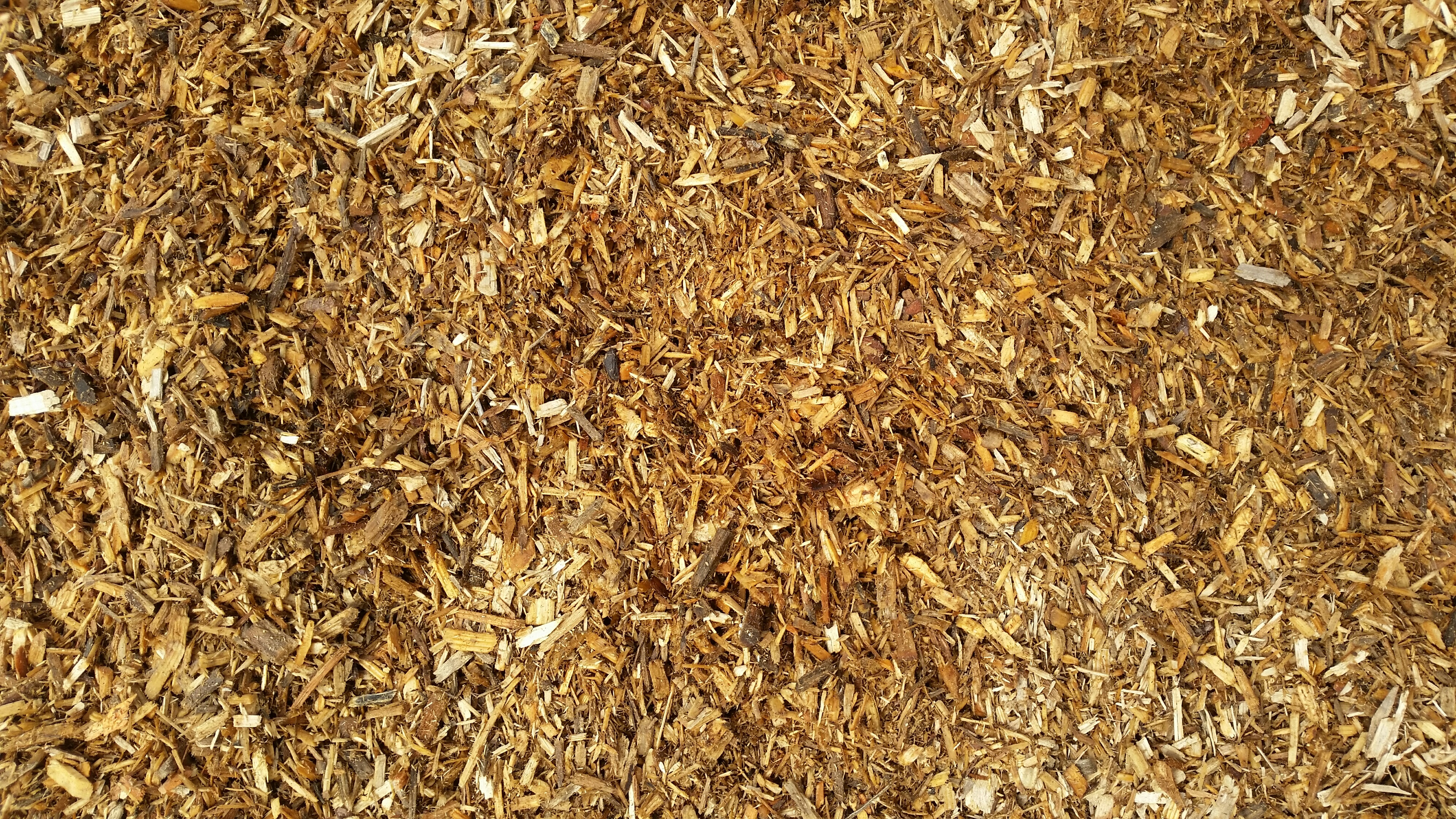 Playground Mulch - Certified Engineered Wood Fibre