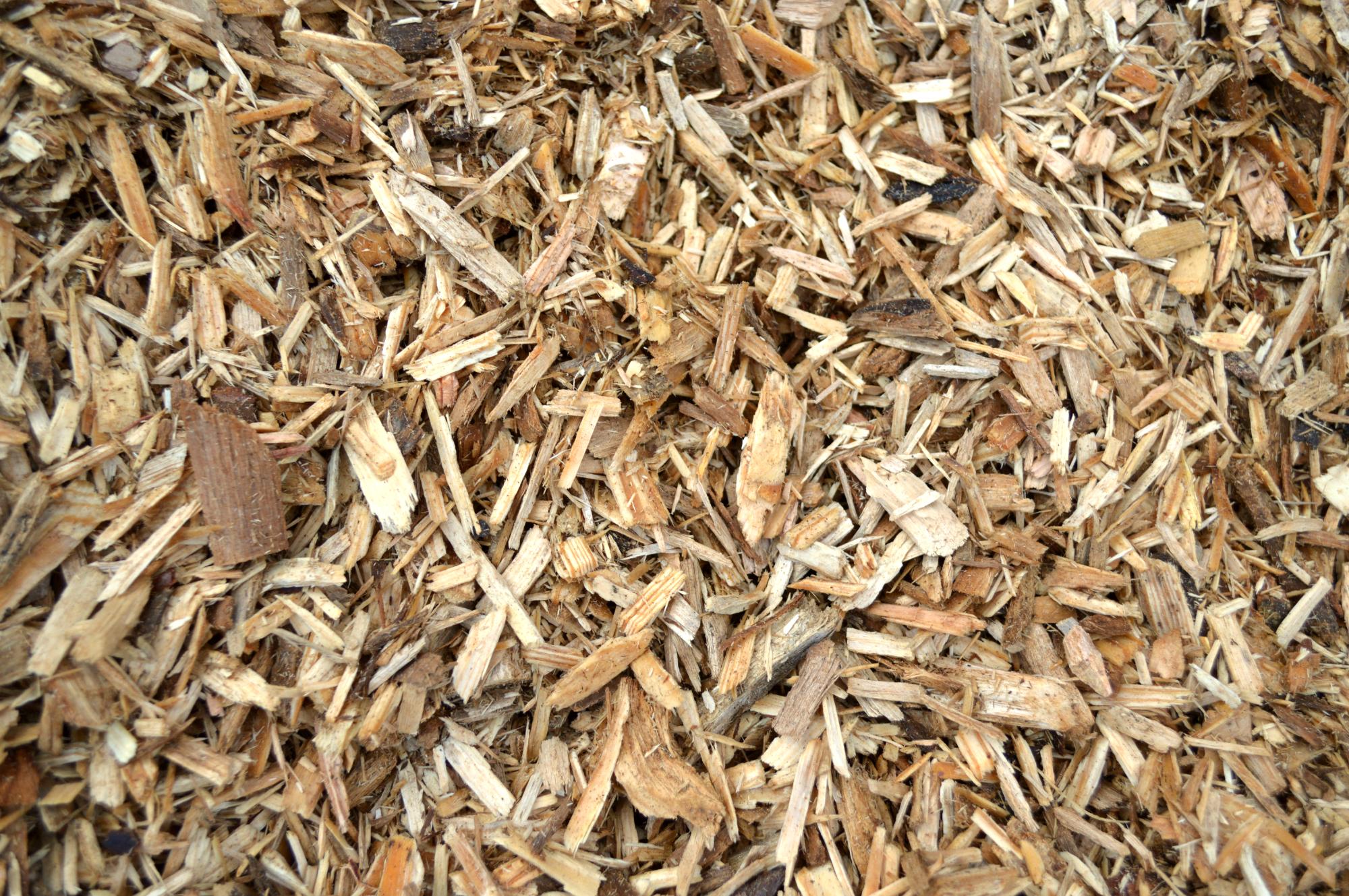 Natural Wood Chips