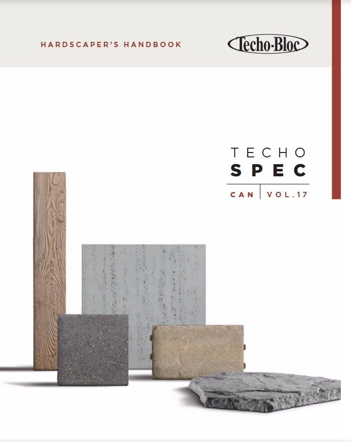 Techo-Bloc Spec Book
